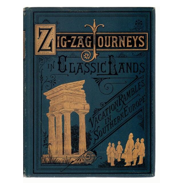 """Zigzag Journeys in Classic Lands"" - Image 1 of 2"