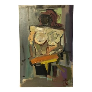 Bay Area Figurative Abstract Nude For Sale