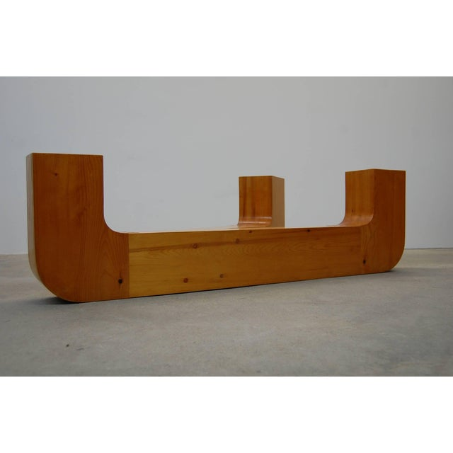 Sculptural Coffee Table by Jennie Lea Knight For Sale - Image 4 of 10