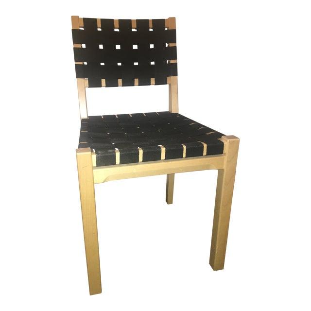 1990s Vintage Artek Alvar Aalto - 611 Chair For Sale