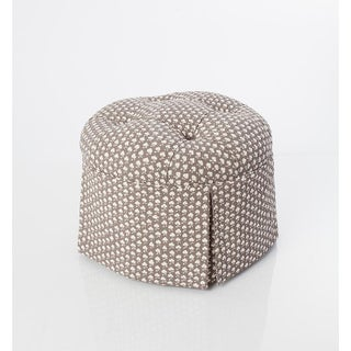 1940s Vintage Tufted Ottoman Preview