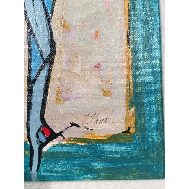 """Isaac Kahn's """"Pirouette""""- Framed Serigraph - Image 4 of 6"""