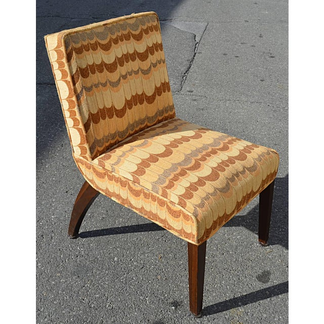 Herman Miller 1940s Gilbert Rohde for Herman Miller Dining Chairs - Set of 6 For Sale - Image 4 of 8