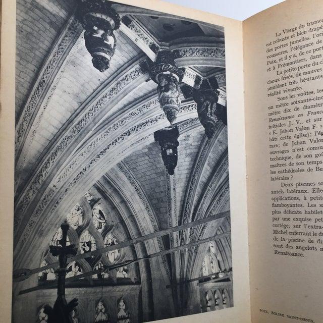 1943 Au Coeur De La Picardie Meurtrie Scarce Book For Sale - Image 10 of 11