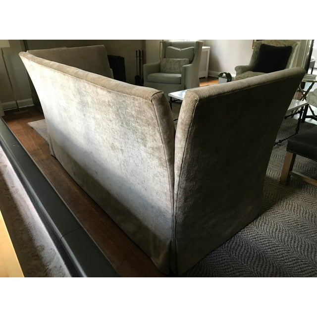 Lee Industries Sagging Ridge Sofa, McAlpine Collection For Sale In New York - Image 6 of 8