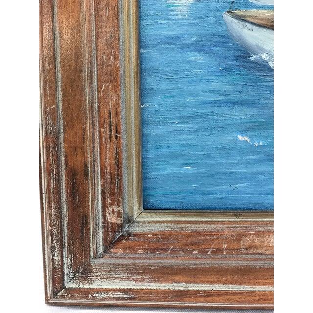 Balboa Pavillion Newport Beach Painting - Image 7 of 9