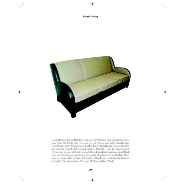Art Deco Ric Emmett American Art Deco Furniture Limited Edition Book For Sale - Image 3 of 8
