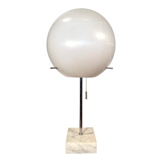 1960s Vintage Paul Mayen for Habitat Orb Table Lamp For Sale