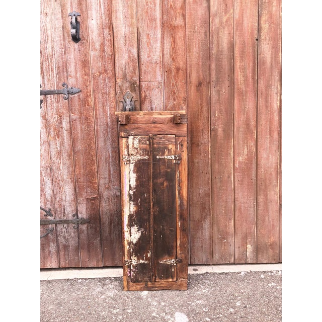 19th Century Anglo Indian Door For Sale - Image 9 of 9