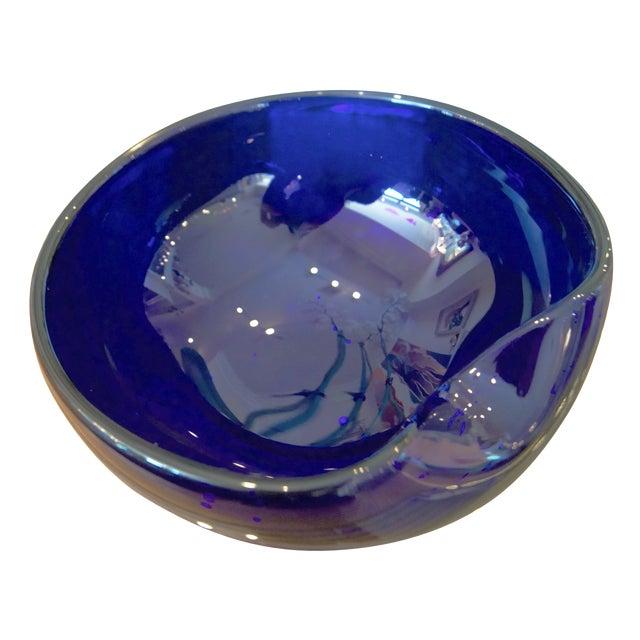 Elsa Peretti for Tiffany & Co. Thumbprint Bowl For Sale