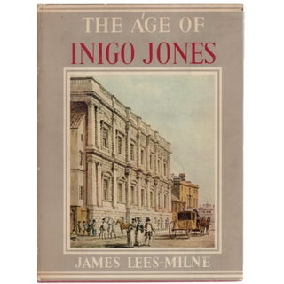 The Age of Inigo Jones Book For Sale