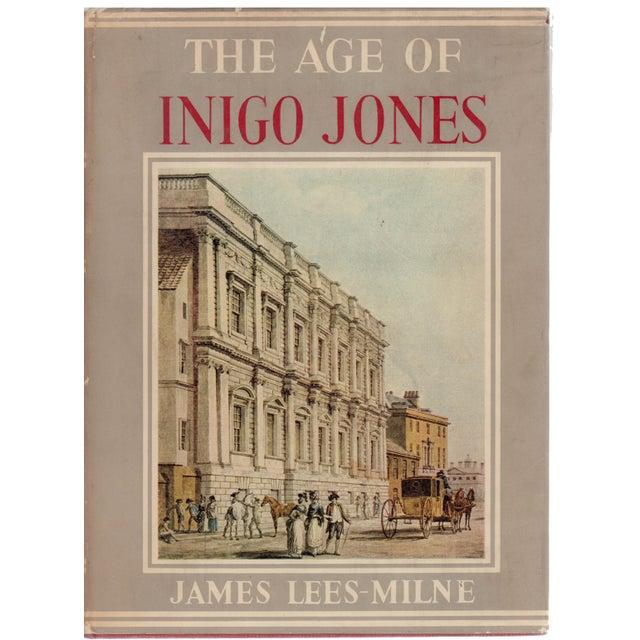 The Age of Inigo Jones Book For Sale