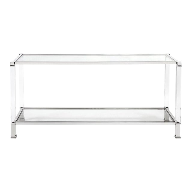 Kenneth Ludwig Chicago Claire Console Table For Sale