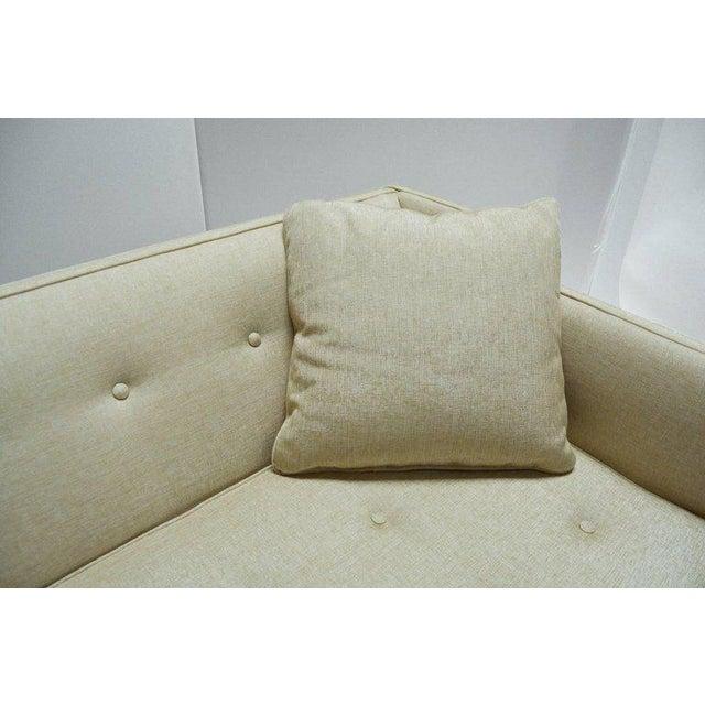 Dunbar Furniture Midcentury Dunbar Sofa by Edward Wormley For Sale - Image 4 of 10
