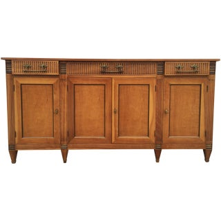 Beacon Hill of Boston Art Deco Sideboard Buffet For Sale