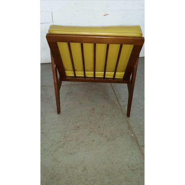 Midcentury Modern Kofod Larsen for Selig Chair - Image 4 of 5