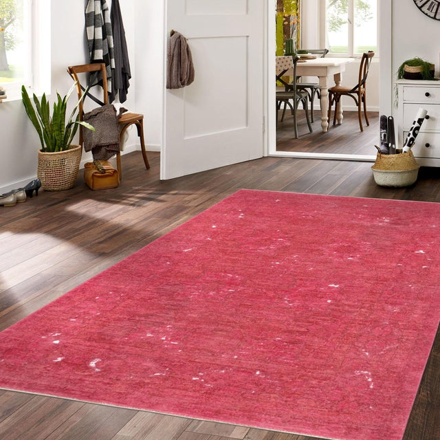 Contemporary Pasargad Overdye Wool Area Rug- 4' X 6' For Sale - Image 3 of 3