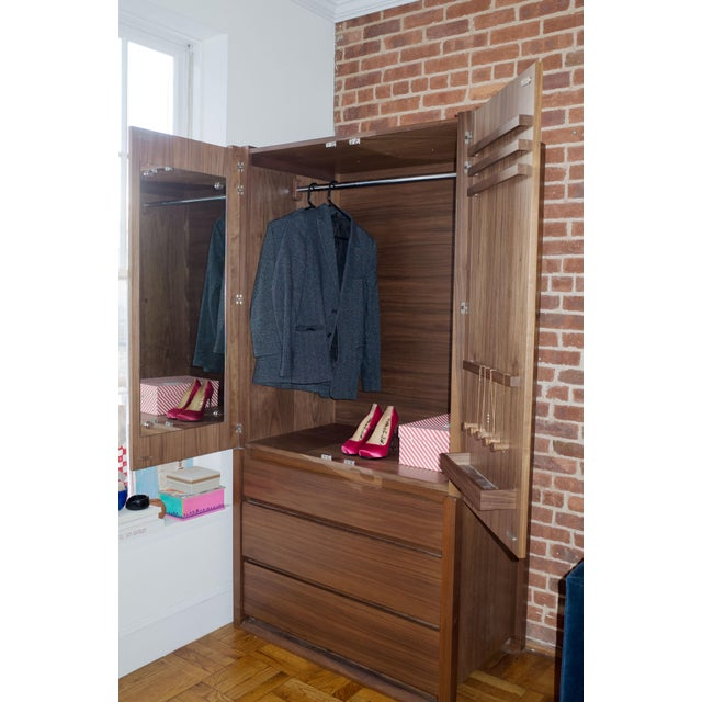 Like-new Matera Armoire for sale. Reason for selling: no longer fits in our space. Near-perfect condition. The Matera...