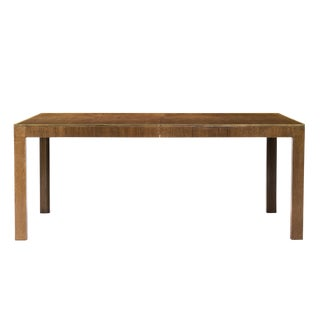 Mid-Century Modern Baker Parsons Dining Table For Sale