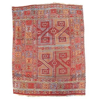 Turkish Jajim Flat-Weave For Sale