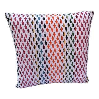 Colorful York Pillow