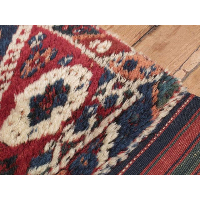 Antique Bergama Rug For Sale In New York - Image 6 of 9