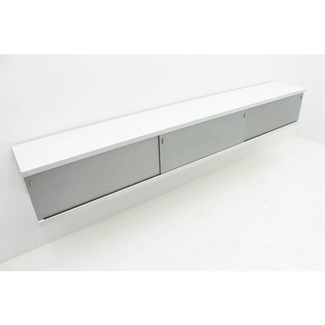 Floating Sideboard by Horst Bruning, Behr, 1960s For Sale - Image 6 of 8