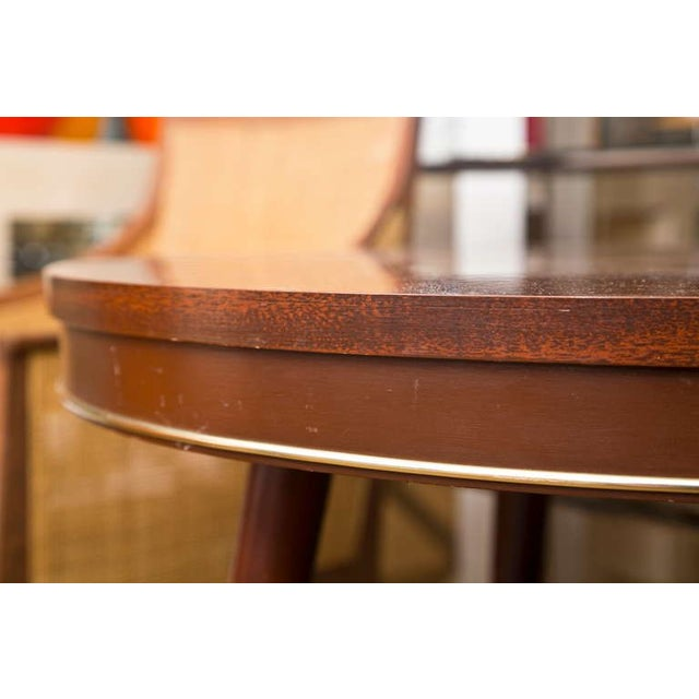 Faux Rosewood Table - Image 7 of 7