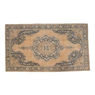 "Vintage Distressed Sivas Carpet - 6'7"" x 11'7"""