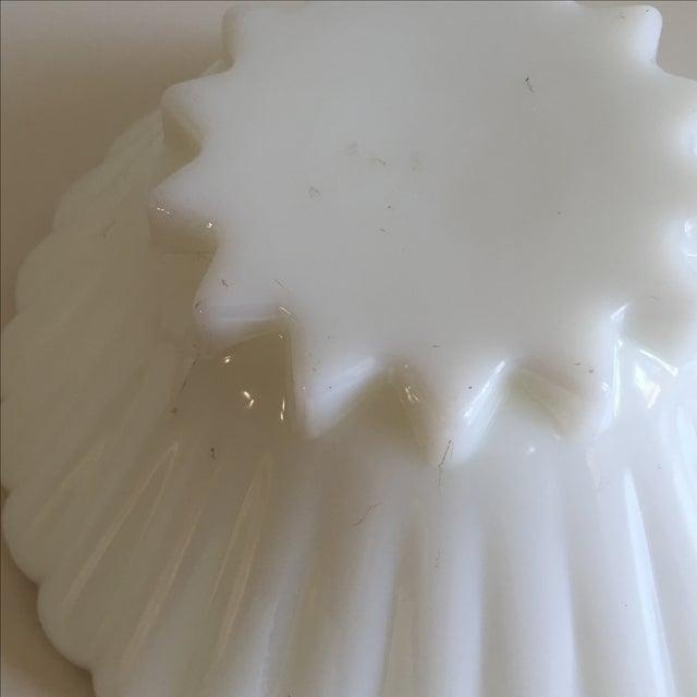 Classic Milk Glass Anchor Hocking Bowl Set - Pair - Image 8 of 10