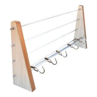1950s Brasel Style Wall Hanger, Czechoslovakia For Sale