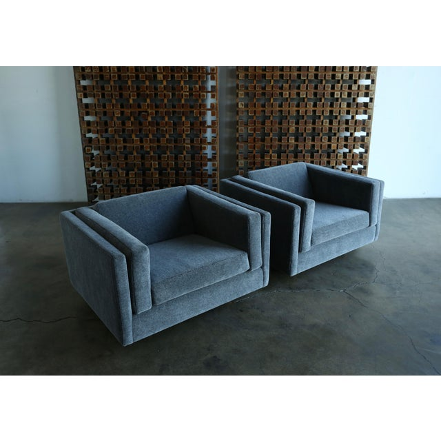 1960s Mid-Century Modern Harvey Probber Lounge Chairs - a Pair For Sale - Image 13 of 13