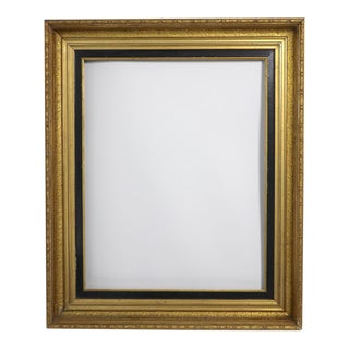 19th C Gilt Aesthetic Movement Victorian Frame For Sale