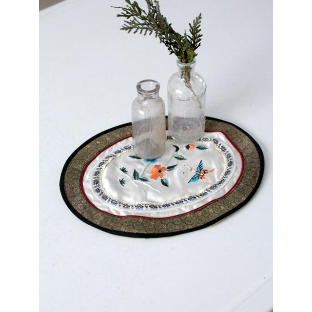 Vintage Japanese Table Mat - Image 6 of 6