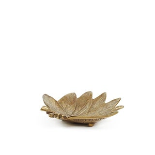 Brass Virginia Metalcrafters Sage Leaf Preview