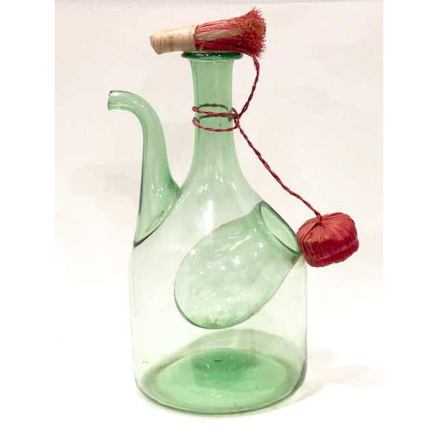 Fantastic for tea, water, and maybe even the wine, if you partake. Will keep chilled without watering down. Green blown...