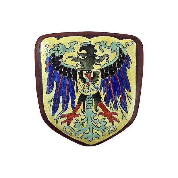 Coat of Arms Enamel Box - Image 2 of 6