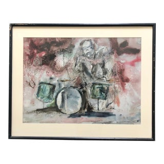 """Fredrick J. Gill """"Drums"""" - 1964 For Sale"""