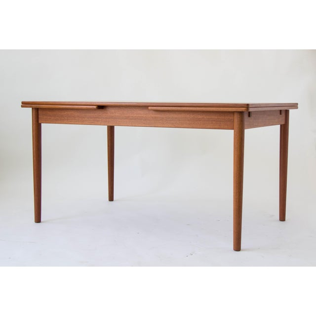 At-316 Draw Leaf Dining Table by Hans Wegner - Image 5 of 10