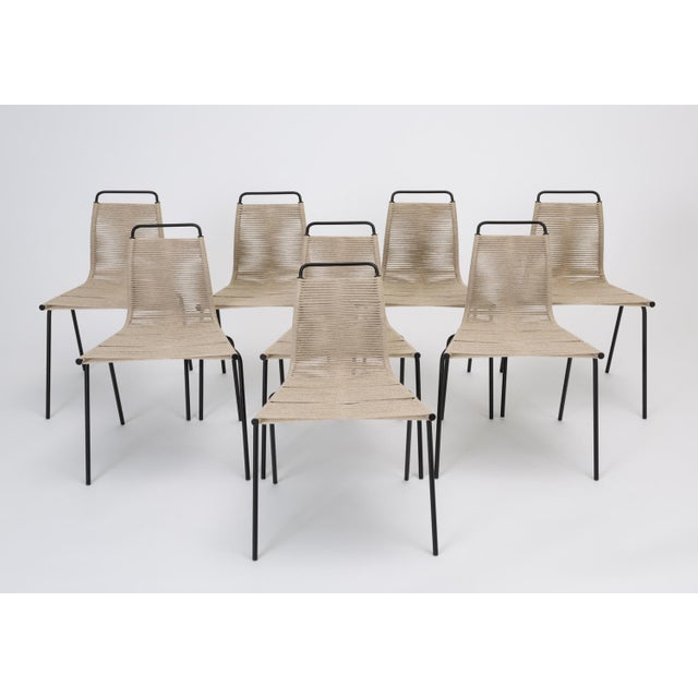 Pk-1 Dining Chairs by Poul Kjaerholm- Set of 8 For Sale - Image 13 of 13