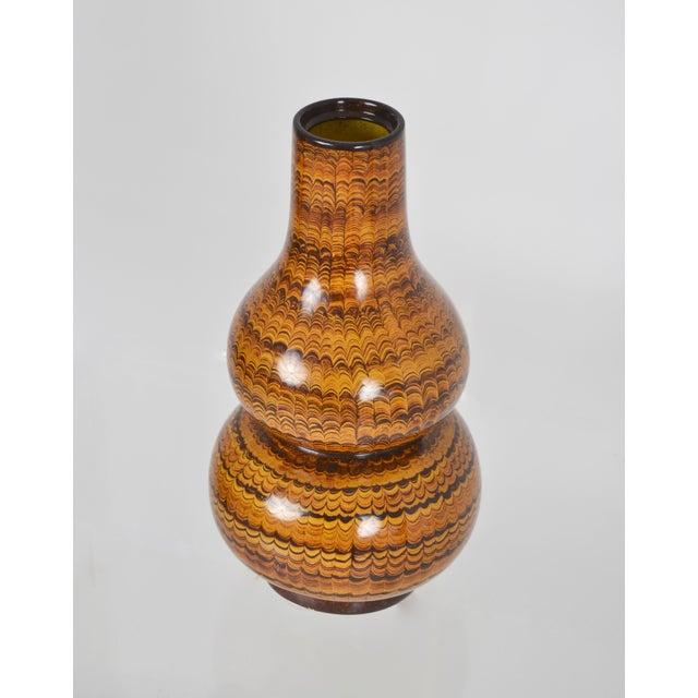 Maitland-Smith Gourd Shaped Vase - Image 3 of 3