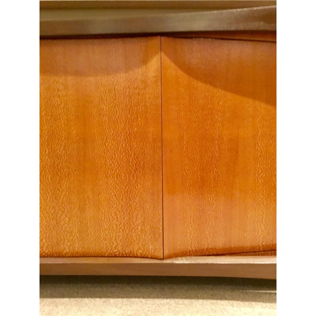 Sculptural 2-Toned Sideboard For Sale In Atlanta - Image 6 of 9