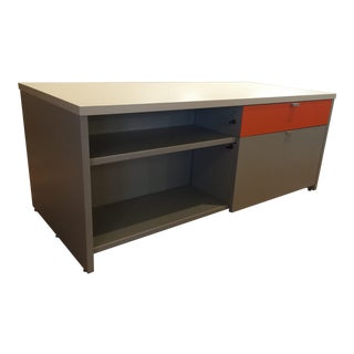 Knoll Dividends Horizon Double Depth Credenza