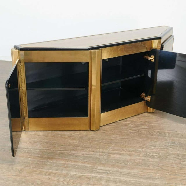 Mid-Century Modern Mastercraft Tree of Life Console or Sideboard For Sale - Image 4 of 13