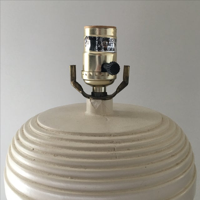 Modern Pleated Lamp - Image 5 of 7