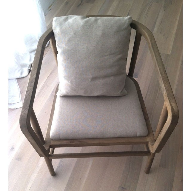 HD Buttercup Oak Club/ Dining Chair - Image 5 of 8