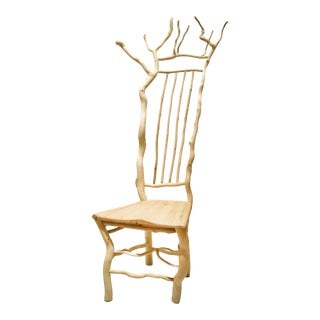 Curly Willow Rustic Chair
