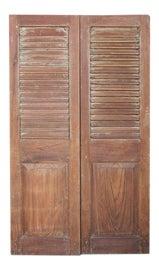 Image of English Exterior Doors