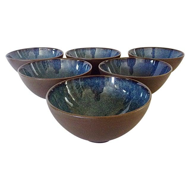 Japanese Soup Bowls - Set of 6 - Image 1 of 5