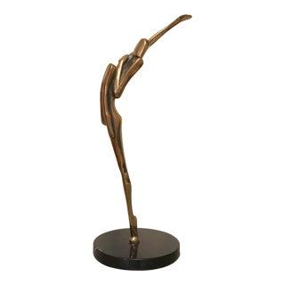 Bronze Dancer by Tom Bennett, '86 For Sale